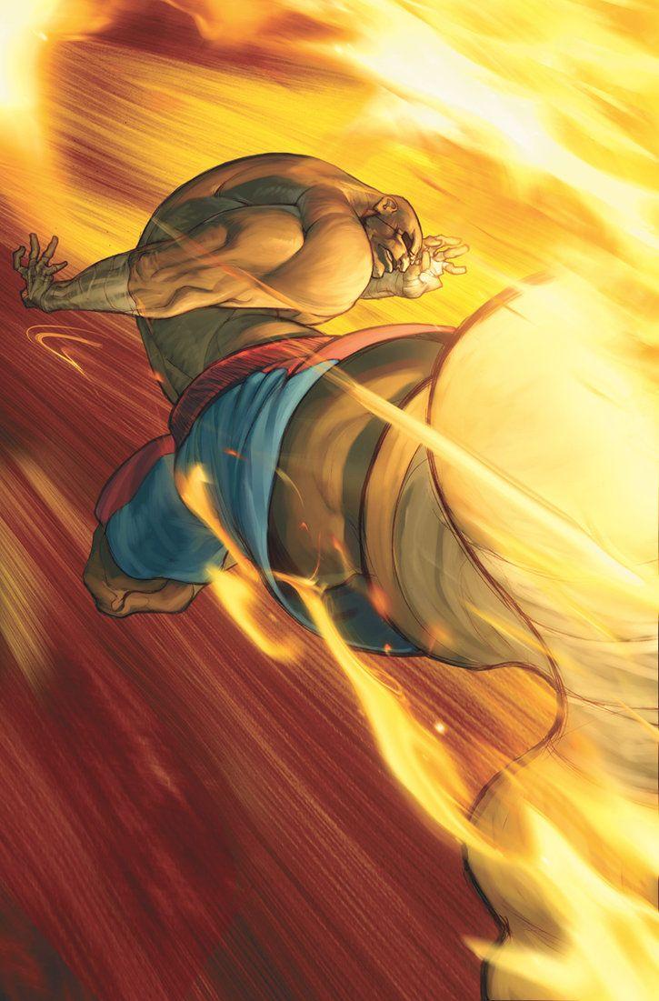 Sagat - Street Fighter - udoncrew.deviantart.com