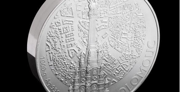 Statutární město Olomouc na stříbrné medaili