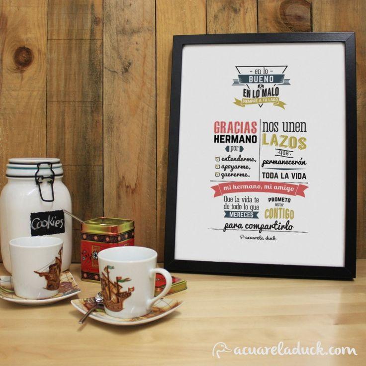 L minas para hermanos regalos hermanos mensajes para for Regalos para hermanos en boda