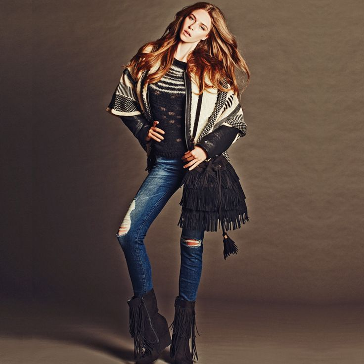 Denim in the air! #BSB_FW14