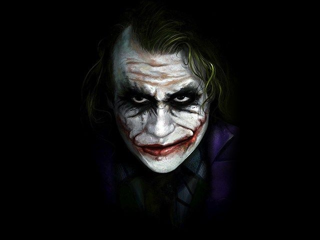 The 25+ best Joker face paint ideas on Pinterest | Black harley ...