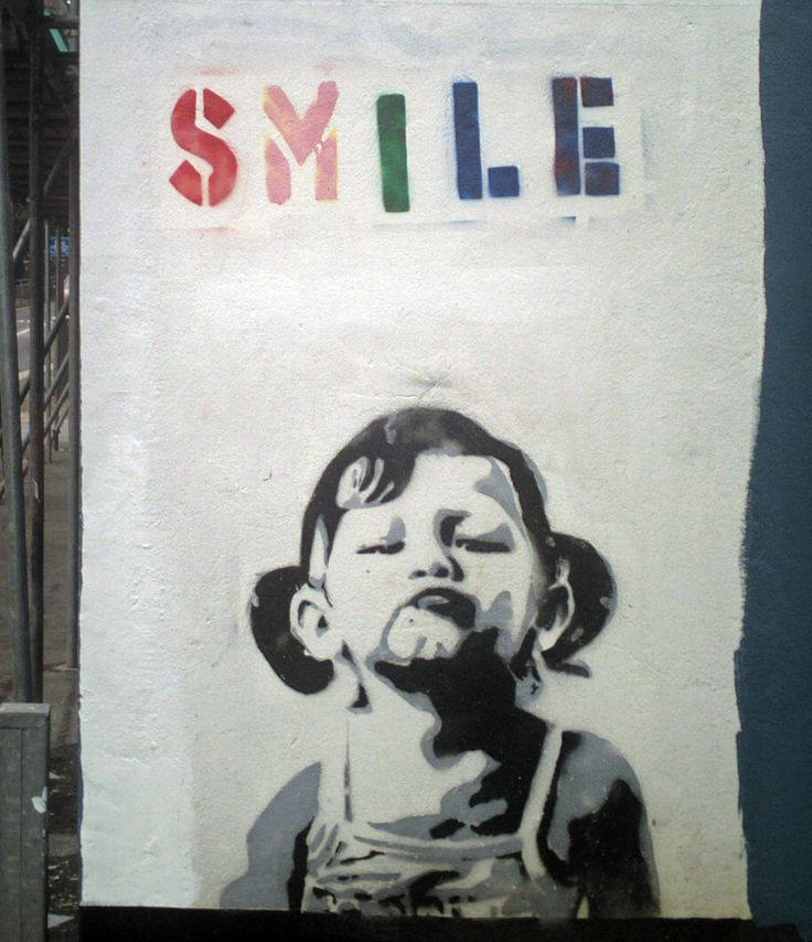 banksy street art meaning