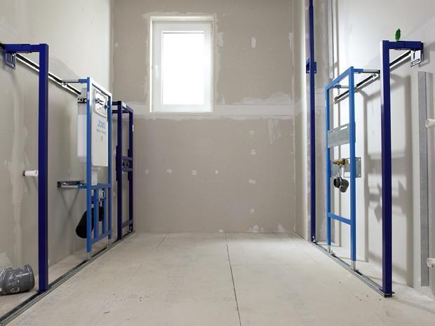 Vorwandinstallation Im Badezimmer Ratgeber Bauhaus Vorwand Badezimmer Raumgestaltung