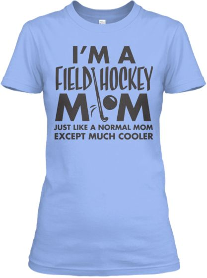 My mom should get this because those soccer kids are less cooler than us