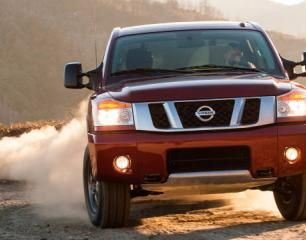 Stalled Talks between Mercedes and Nissan May Lead to an Infiniti branded Titan