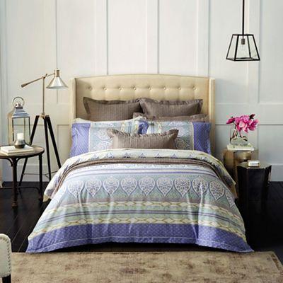 Sheridan Delft 'Vaucluse' bed linen-   Debenhams
