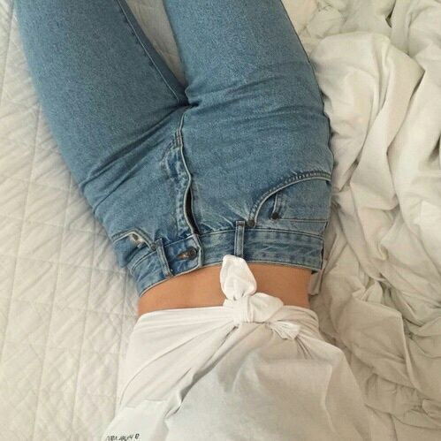 jeans, beautiful, and grunge-bilde