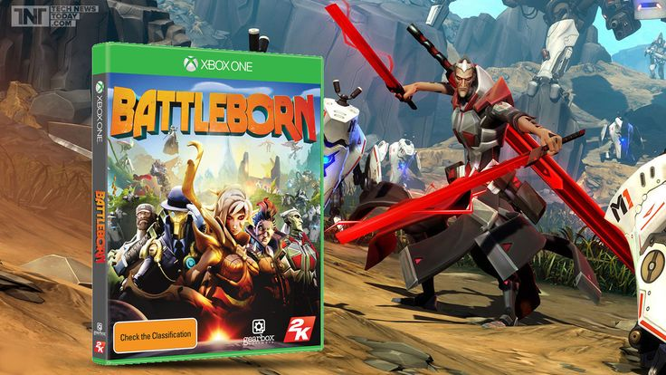 Battleborn Key Features Revealed By Gearbox