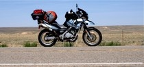 Discussion of different types of motorcycle luggage and packing tips for motorcycle touring.