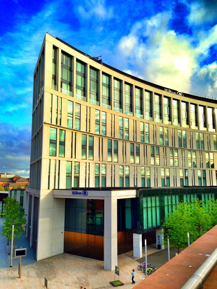 Hilton Hotel Liverpool,  Architecture