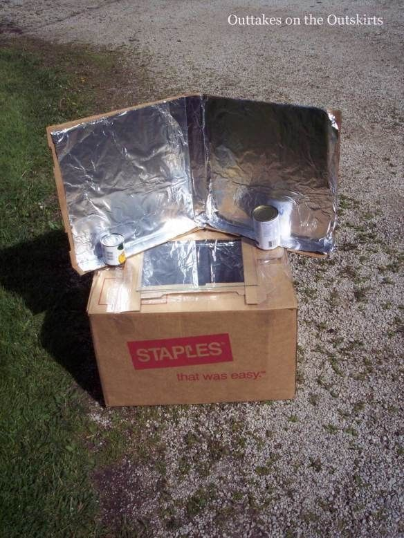 solar oven science fair project Solar ovens made from pizza boxes this is one of the many activities  see  one young man's experimentation with solar cookers for a science fair project.