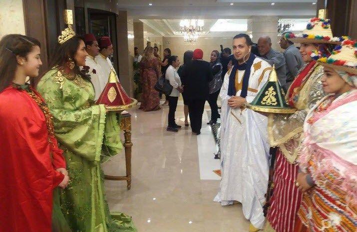 دعوة مغربية للكاتب والشاعر الفلسطيني هاني مصبح مهرجان ذكرى41