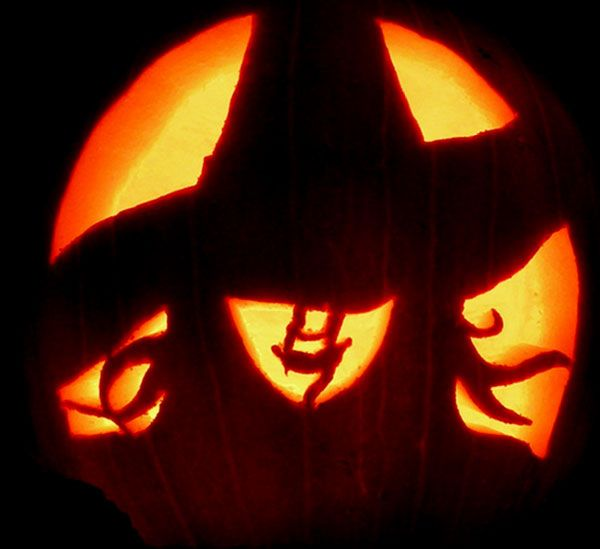 28 best cool scary halloween pumpkin carving ideas designs images 2015 - Cool Halloween Designs