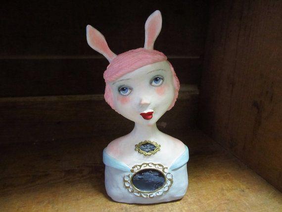 -the-rabbit-girl-original-circus by amber lielani