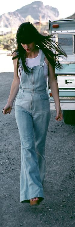 wide leg overalls ♥✤ | Keep the Glamour | BeStayBeautiful
