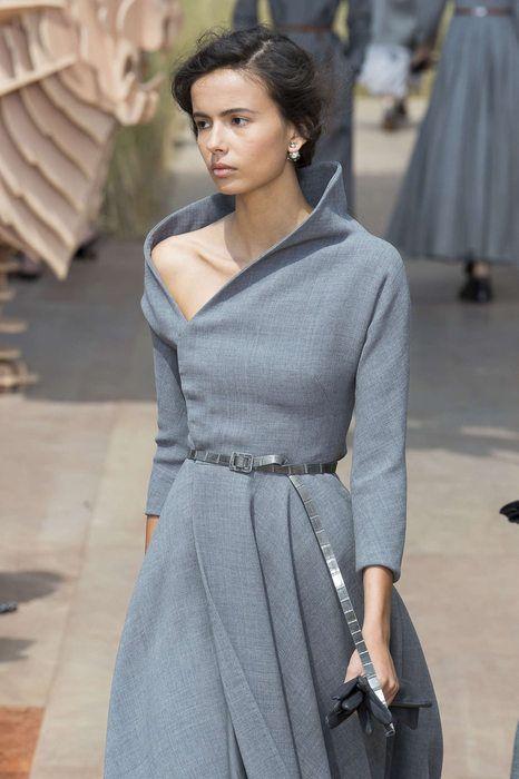 Christian Dior, Fall-Winter 2017, Paris, Haute Couture