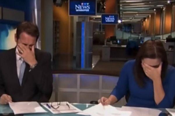 Τα πιο αστεία βίντεο από δελτία ειδήσεων μέσα στο 2016