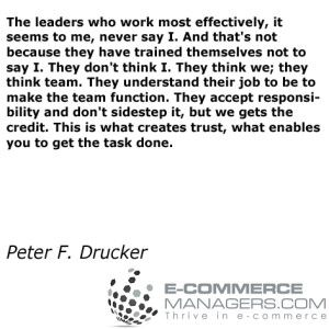Another inspirational #quote by Peter F. Drucker