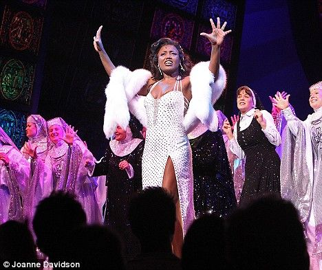 Patina Miller in Sister Act