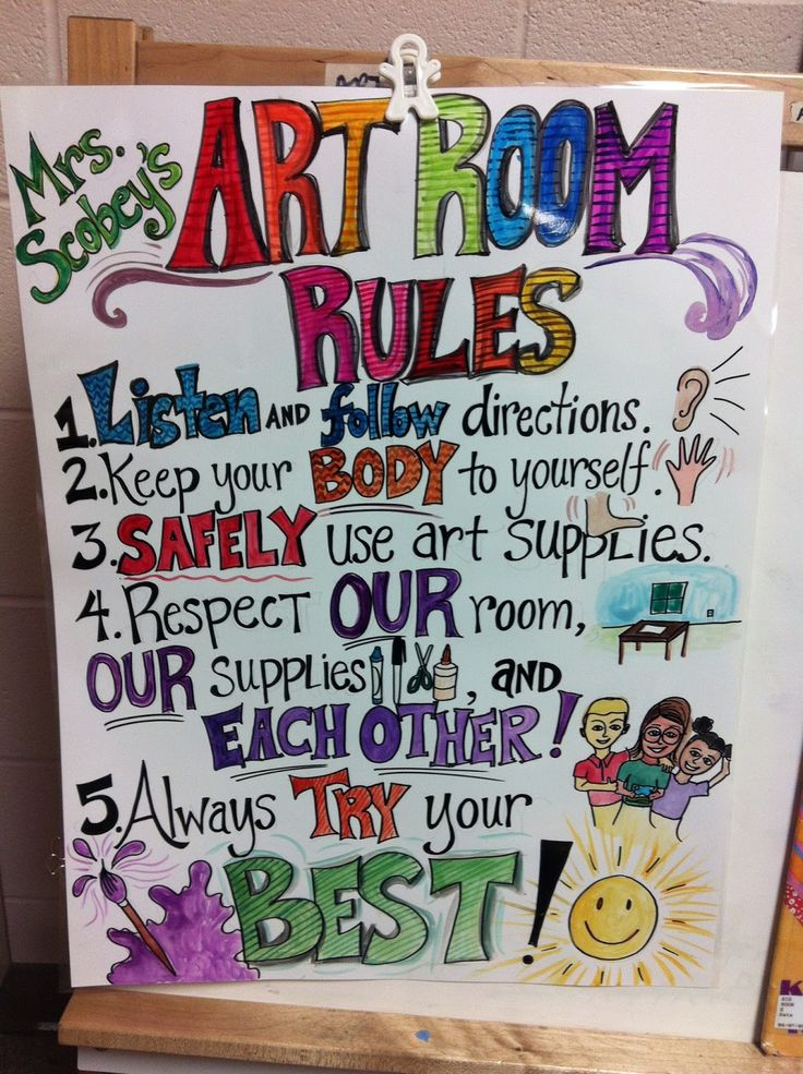 25+ best ideas about Art classroom posters on Pinterest | Year 6 ...