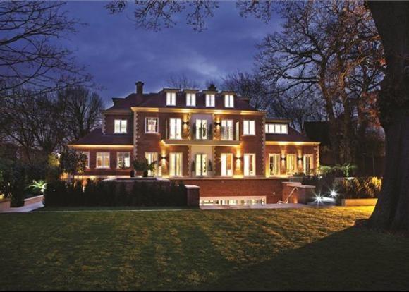 8 bedroom house. 8 bedroom house for sale  19 850 000 Hampstead Lane Highgate London 16 best