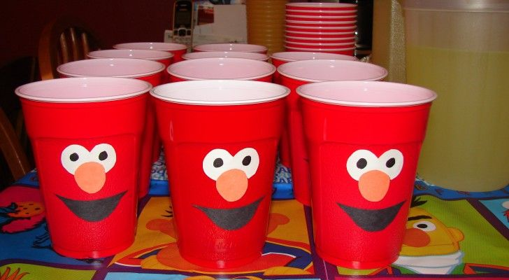 0 Elmo Party Ideas For 2 Year Old