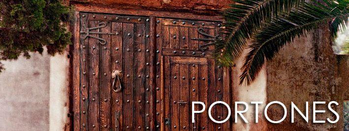 portones coloniales - Buscar con Google