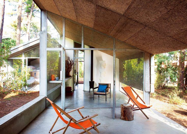 Les 25 meilleures id es de la cat gorie terrasse couverte sur pinterest - Auvent transparante terras ...