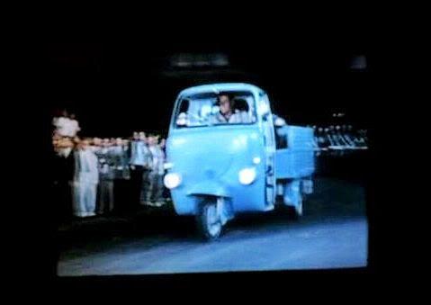 Lambretta Lambro in 'Splendor' Movie - 1989