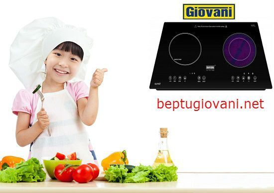 Xuất xứ của bếp từ Giovani