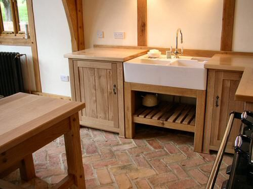 corner kitchen sink cabinet ideas and combo uk standard dimensions free standing sinks oak