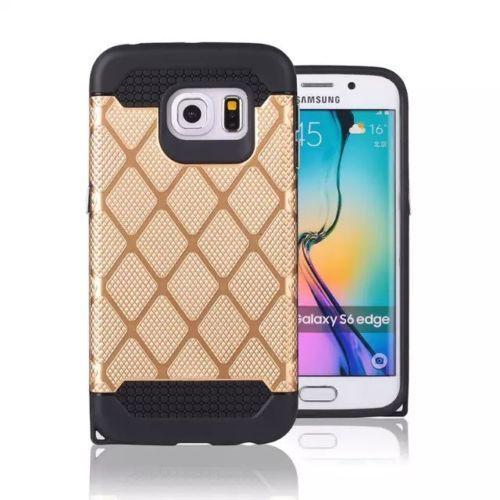 2-in-1-Luxus-Handyhuelle-Schutzhuelle-Handy-Huelle-Tasche-Samsung-Galaxy-S6-Edge