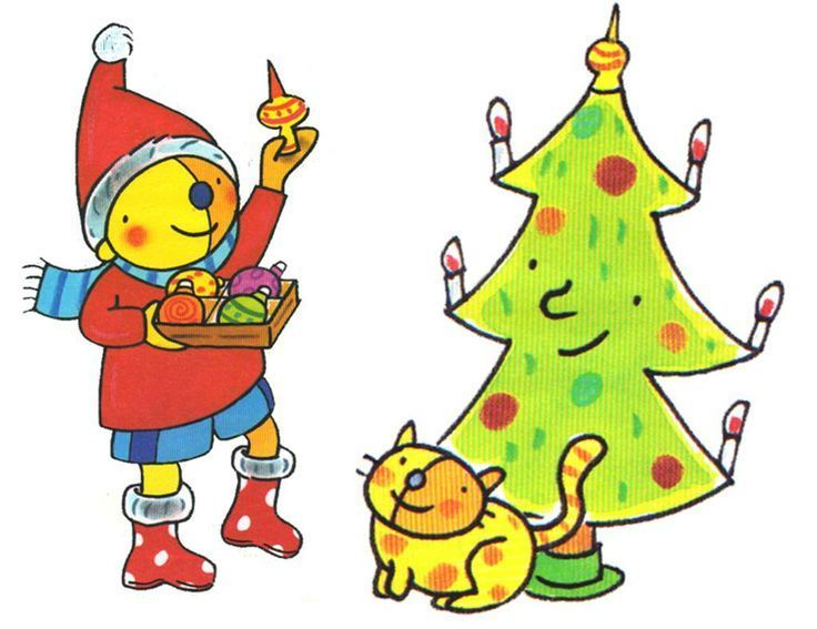 Omslagfoto thema kerstmis