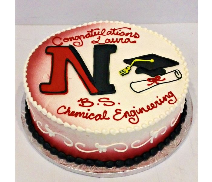Congrats Grad Engineer Cake