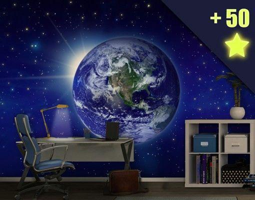 Die besten 25+ Leuchtsterne Ideen auf Pinterest - sternenhimmel im schlafzimmer