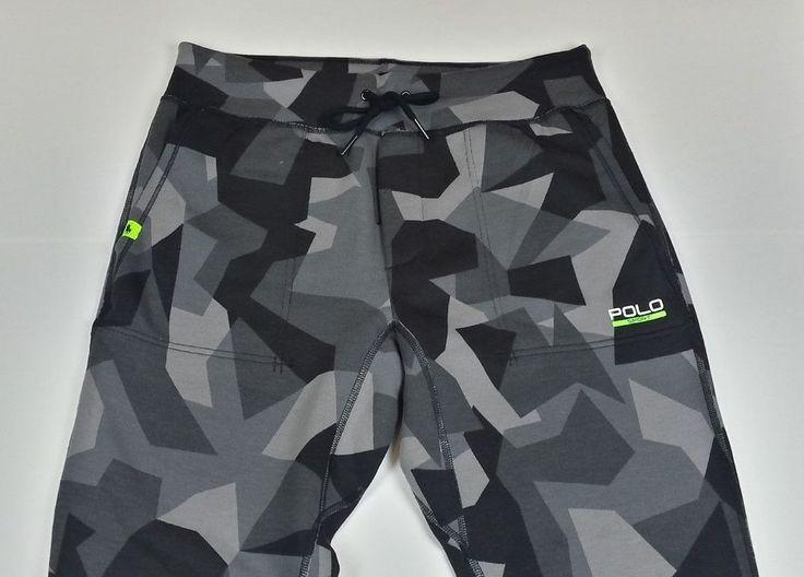 Ralph Lauren Polo Sport Fleece Camo Jogger Pants L, XL, 2XL #PoloSport…