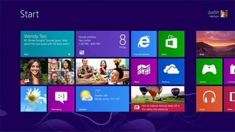 Microsoft Windows 8 online at a price of $39.99