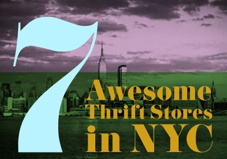 <p>Thrift shopping for vintage treasures is easy when you know where to find them. Here are seven of our favorite thrift shops in New York City. Thrift stores are no longer on the fringe of it all, they are very much part of the urban fabric and people from all […]</p>