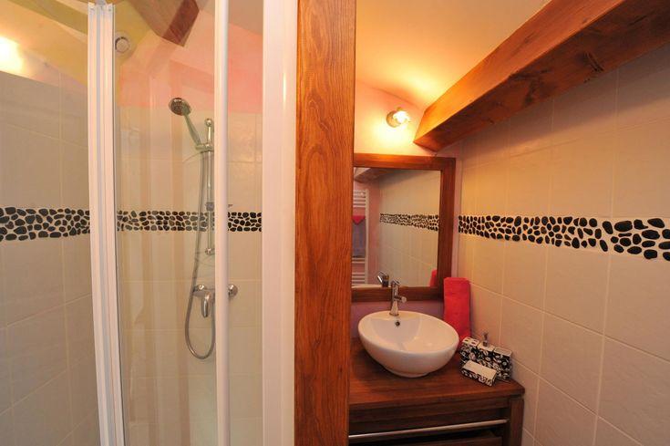 15 best images about frise en galets salle de bain on pinterest. Black Bedroom Furniture Sets. Home Design Ideas