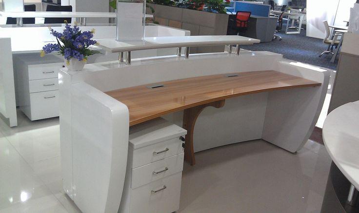 best 25  office reception desks ideas on pinterest