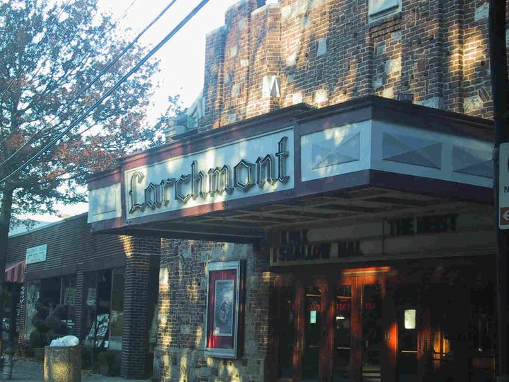 Larchmont playhouse movie times