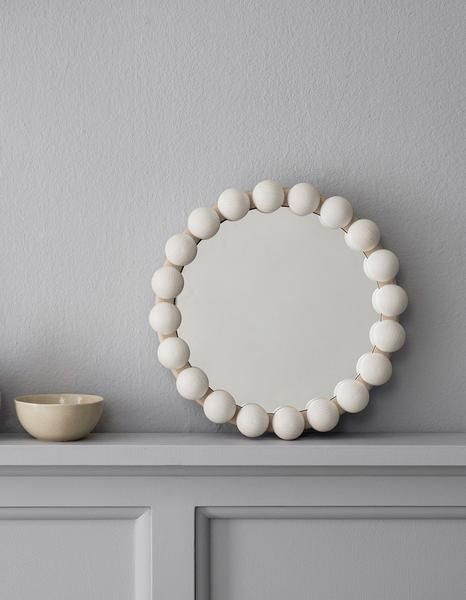 Aarikka Helmi mirror: Helmi mirror