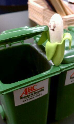 recyclin nana @Danya Snowsky
