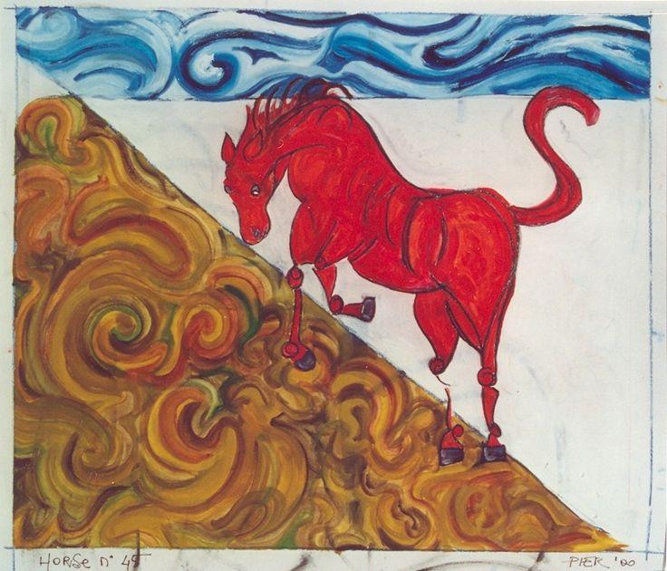 2000 horse n°45