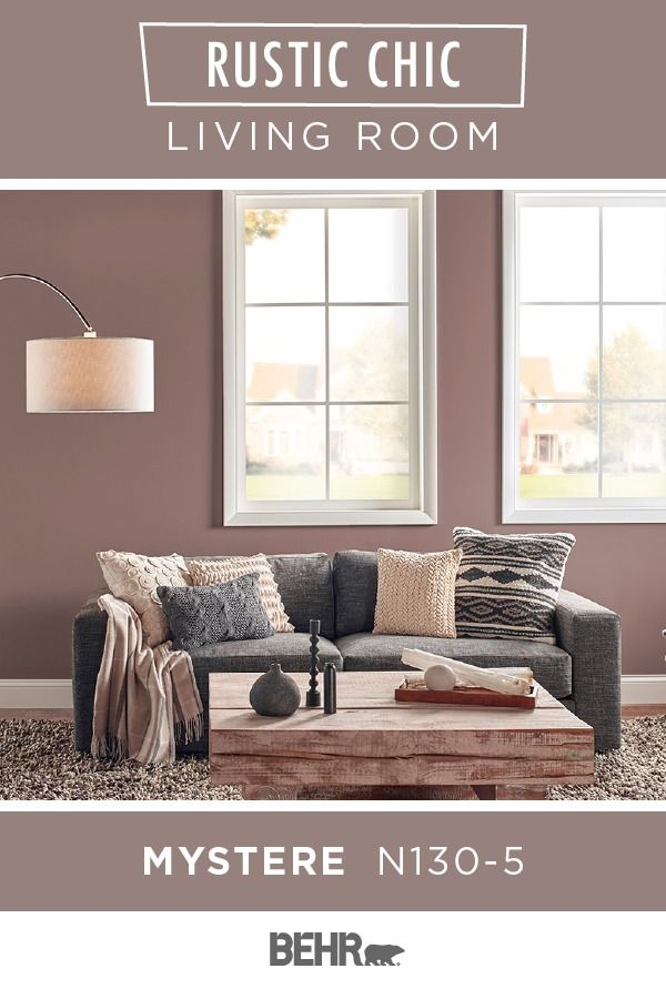 Rustic Inspired Paint Colors Rustic Glam Living Room Rustic Chic Living Room Living Room Paint