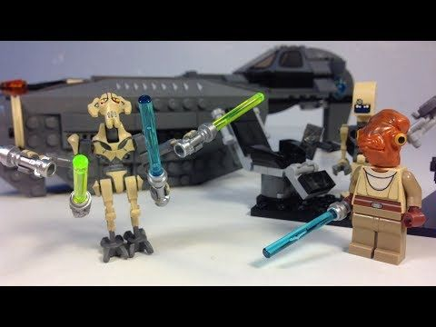 LEGO Star Wars 8095 General Grievous Starfighter from 2010