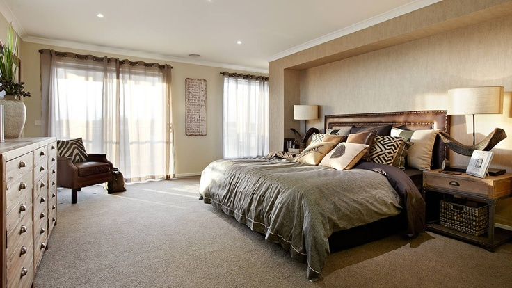Kingston master suite