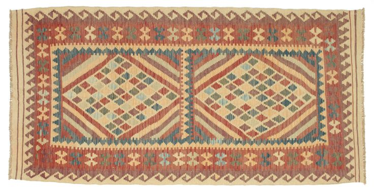 Dywan Kilim Afgan Old style ABCK1107