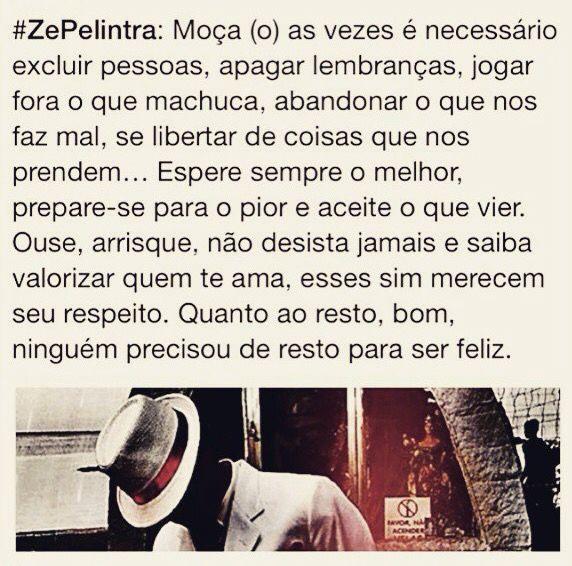 Conselho Sr. Zé Pelintra