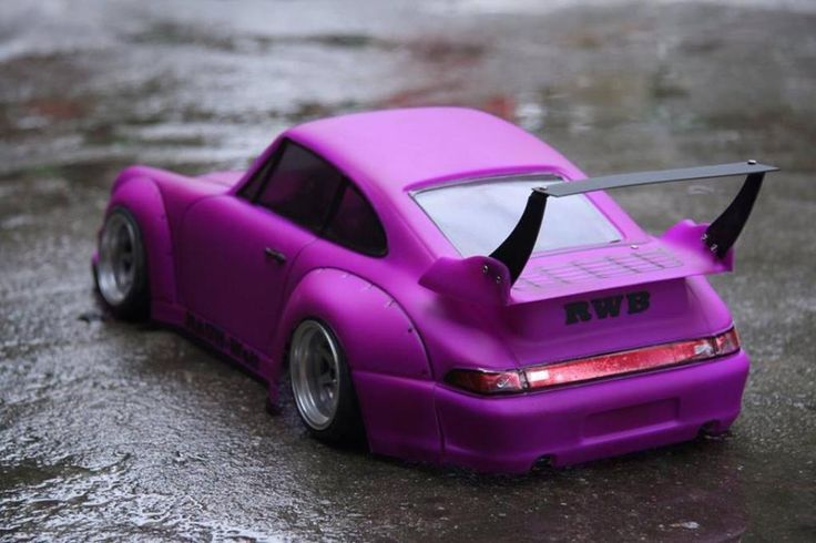 1/10 RC Karosse Porsche 911 993 RWB Karosserie Drift NEU in Nordrhein-Westfalen - Lennestadt | Modellbau gebraucht kaufen | eBay Kleinanzeigen